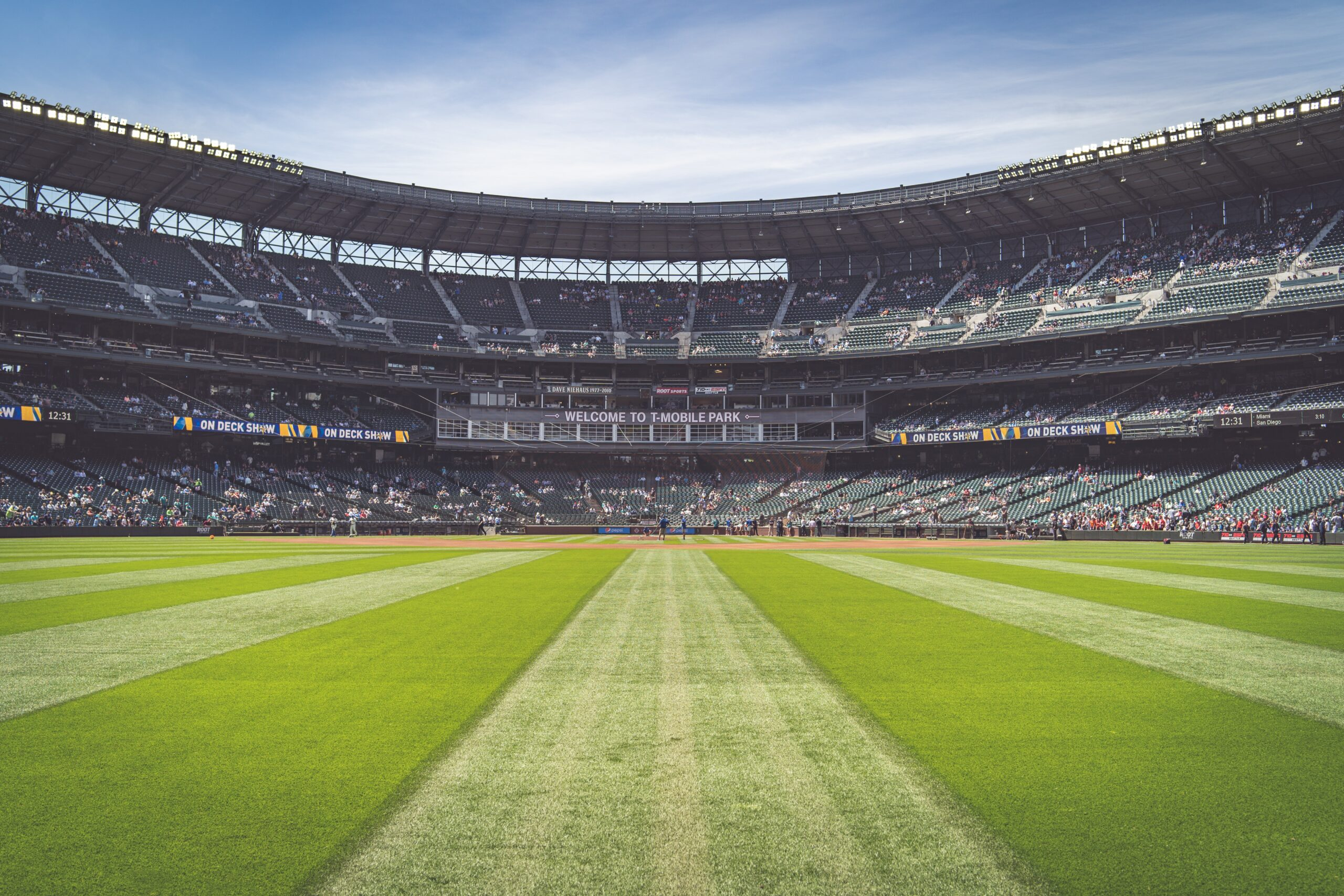 This is How Stadiums Are Producing Safe Sporting Events